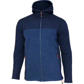 Ivanhoe of Sweden Alvar Veste à capuche Homme, electric blue